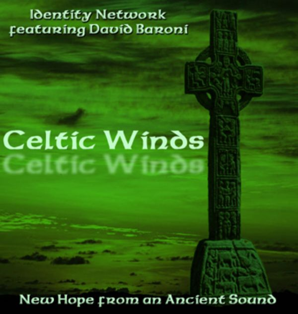 Celtic Winds (Instrumental CD) by David Baroni