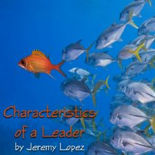 Characteristics of A Leader (MP3 Teaching Download) by Jeremy Lopez