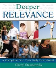 Deeper Relevance (E-Book Download) by Cheryl Stasinowsky