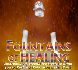 Fountains of Healing (Soaking CD) - by Lane Sitz