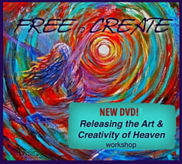 Free to Create (Teaching DVD) by Janice VanCronkhite