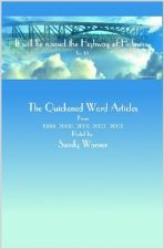 Quickened Word Articles (E-Book Download) by Sandy Warner