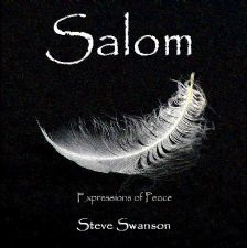 Salom (worship CD) by Steve Swanson and Jordan Swanson