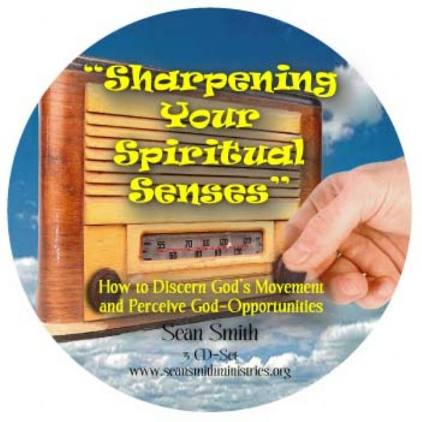 Sharpening Your Spiritual Senses (MP3  3 Teaching Download) by Sean Smith