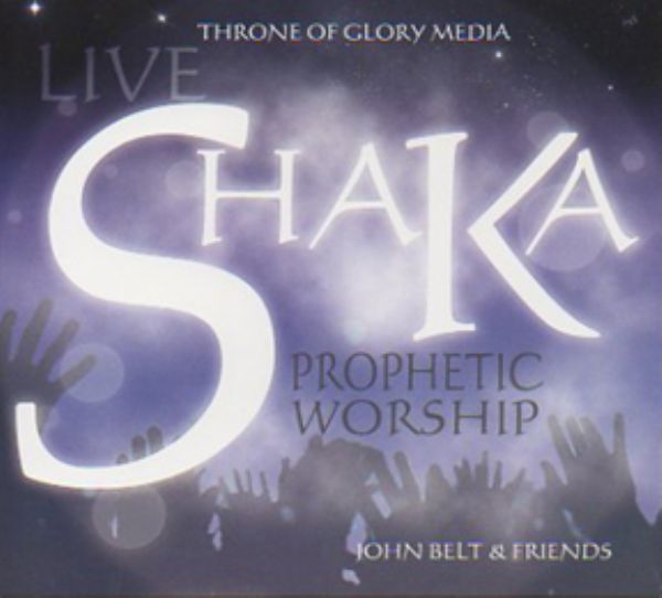 Shaka - Live Worship (MP3 music download) by John Belt and Friends