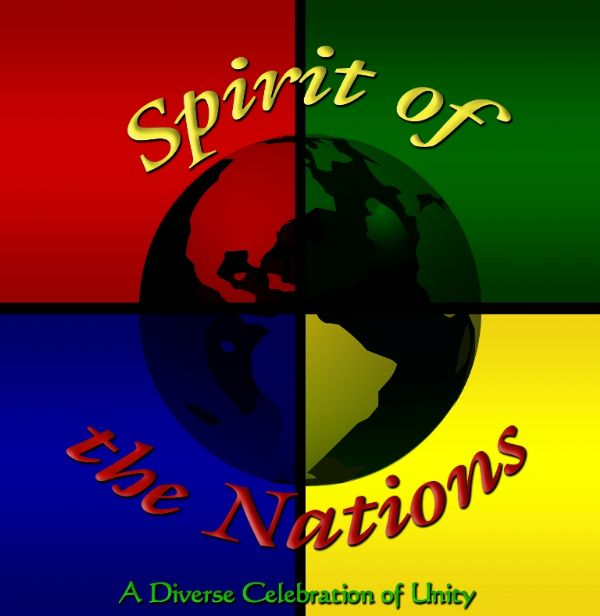 Spirit of the Nations (MP3 Music Download) by David Baroni