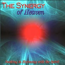 The Synergy of Heaven (Prophetic Worship CD) by Wayne Sutton