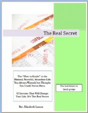 The Real Secret (E-Book Download) by Elizabeth Larson