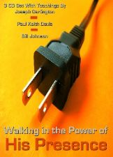Walking in the Power of His Presence (3 MP3 Teaching Set) by Joseph Garlington, Paul Keith Davis and Bill Johnson