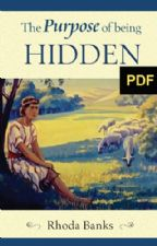 The Purpose of Being Hidden (E-Book PDF Download) by Rhoda Banks
