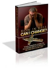 How in Hell Can I Change (E-Book Download) by Wayne Sutton