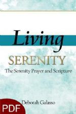 Living Serenity (E-Book-PDF Download) By Deborah Galasso
