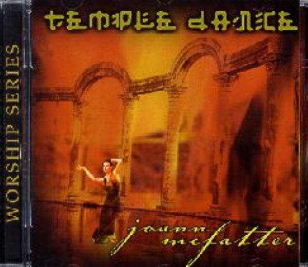 Temple Dance (CD) by JoAnn McFatter